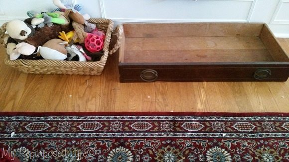 dog toy box ideas