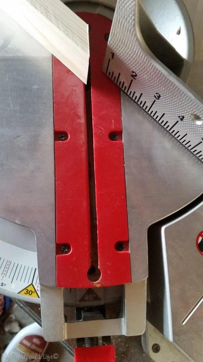 cut miter corners