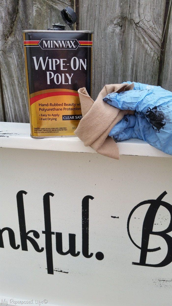 minwax wipe-on poly