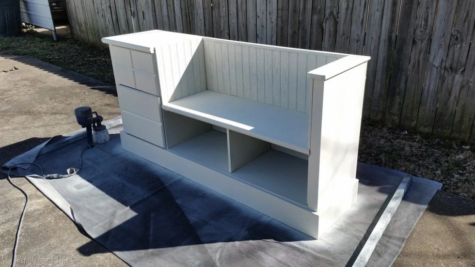 plan b dresser storage bench