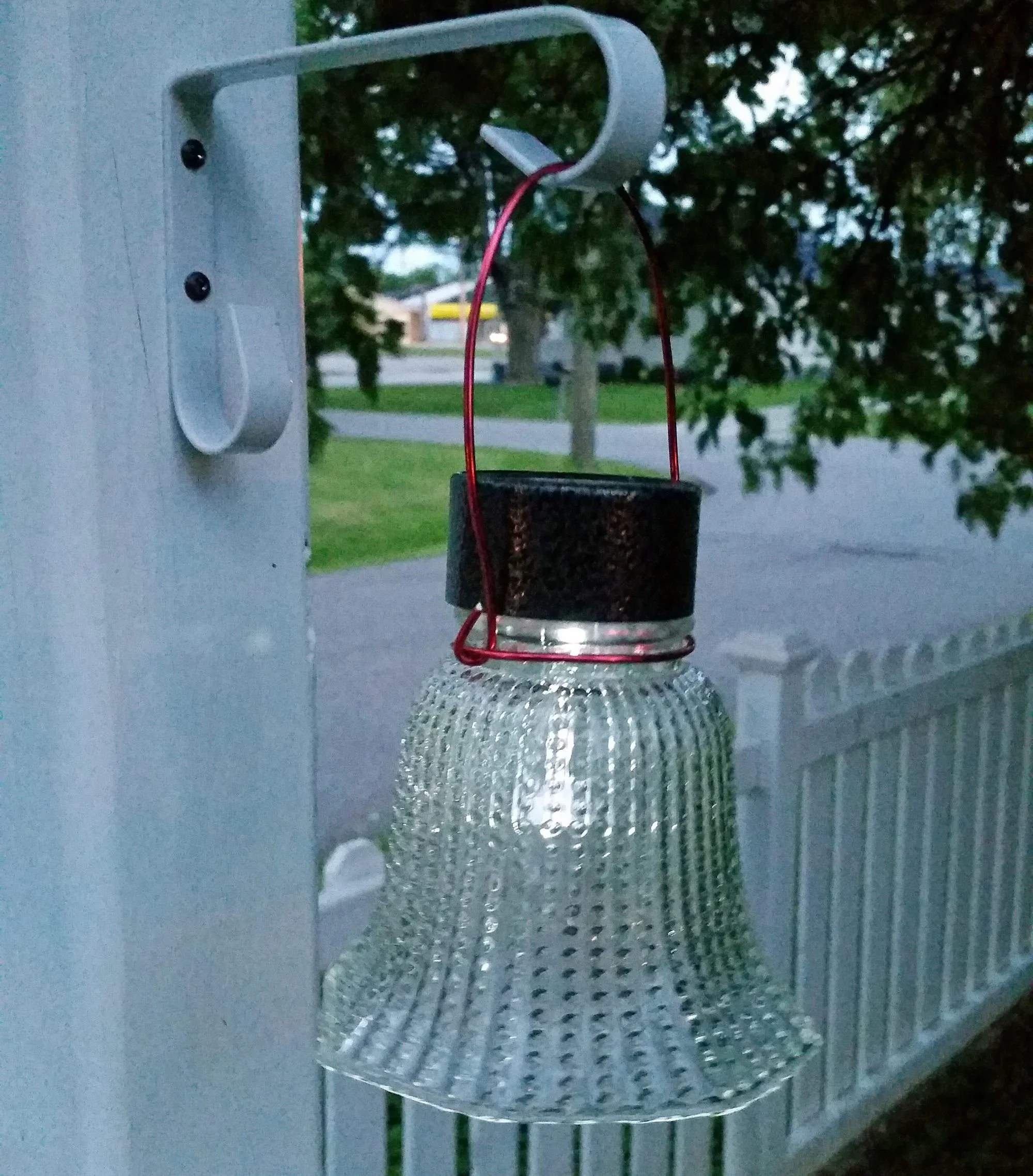 Glass Globe Solar Lights My Repurposed Life 174