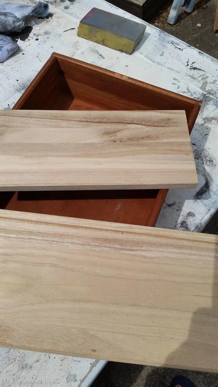 drawer parts