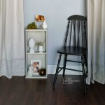 Repurposed Kitchen Drawer Shelf