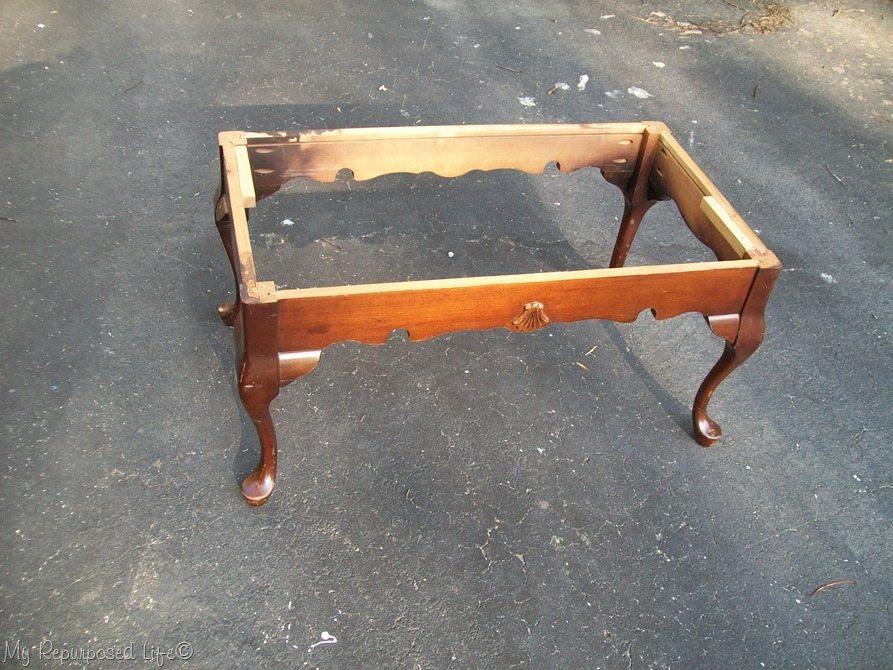 topless coffee table