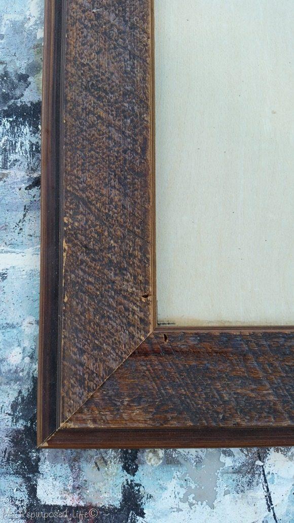 barnwood pictur frame molding