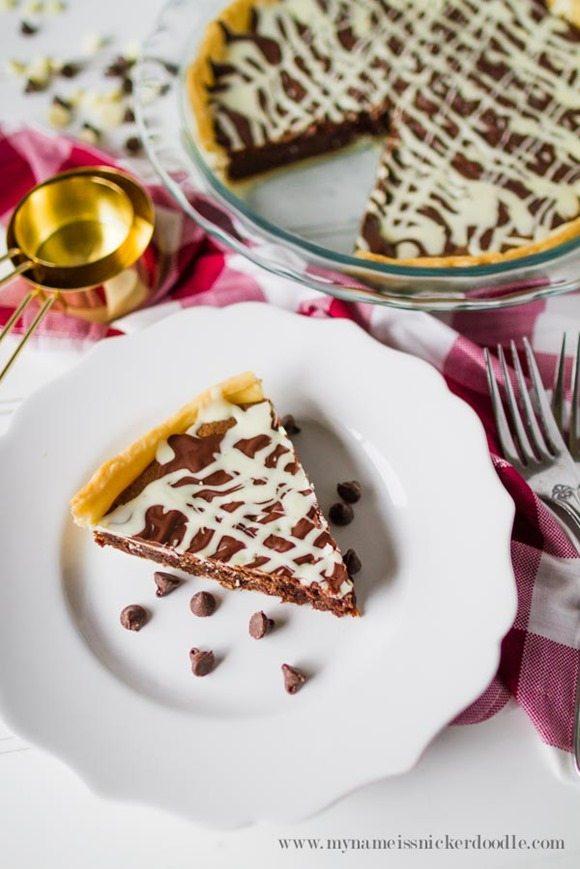 fudge-brownie-pie