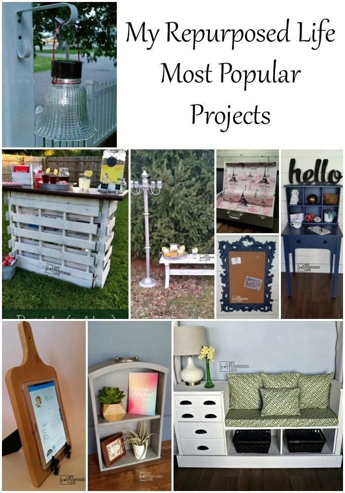 Most Popular Projects from My Repurposed Life