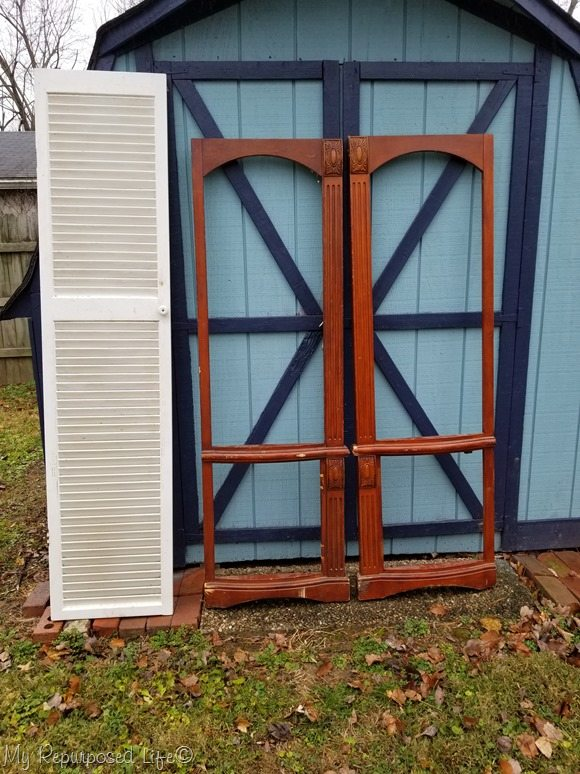 free louvered and armoire doors