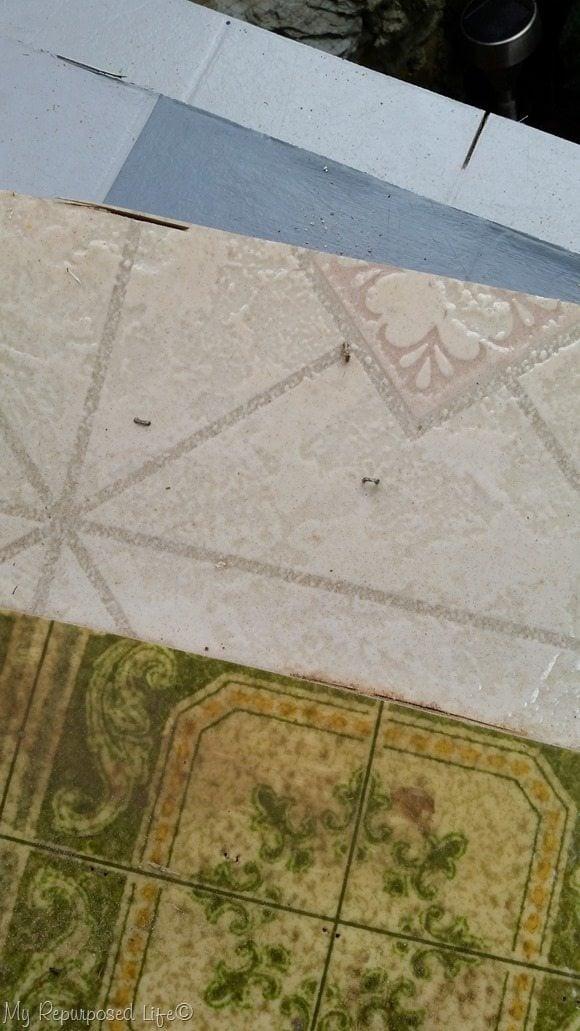 layers of flooring