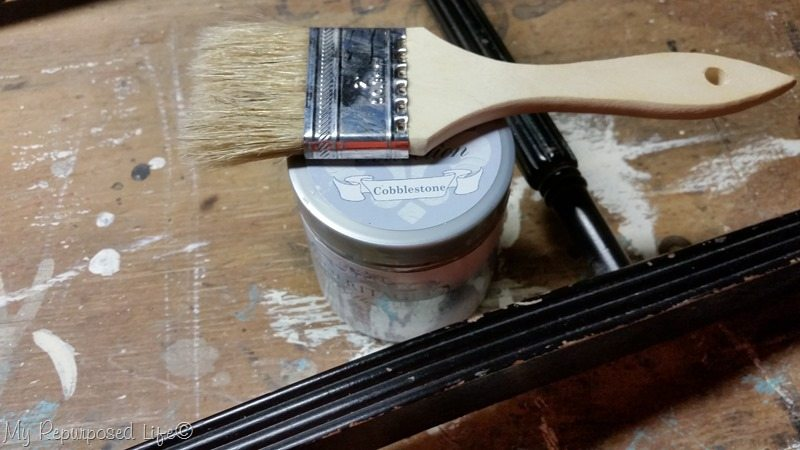 chalk type paint