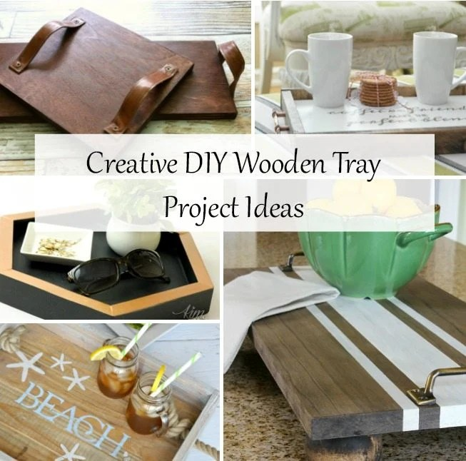 Diy Tray Ideas Easy Projects My Repurposed Life