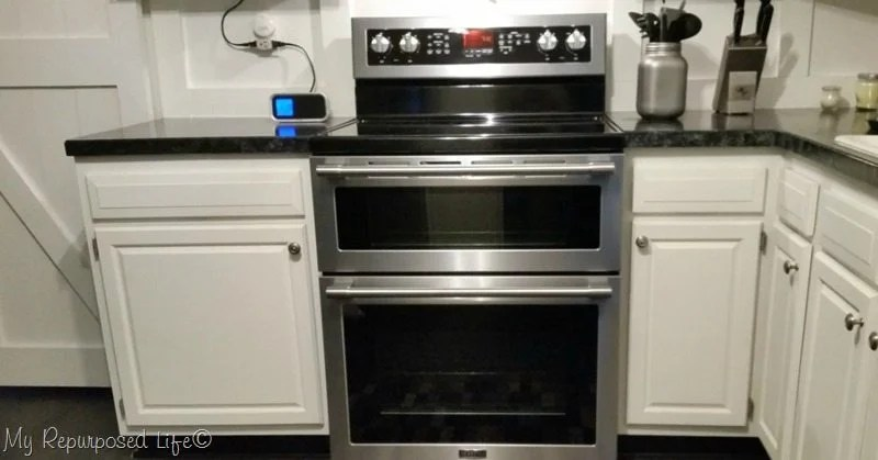 maytag range double oven