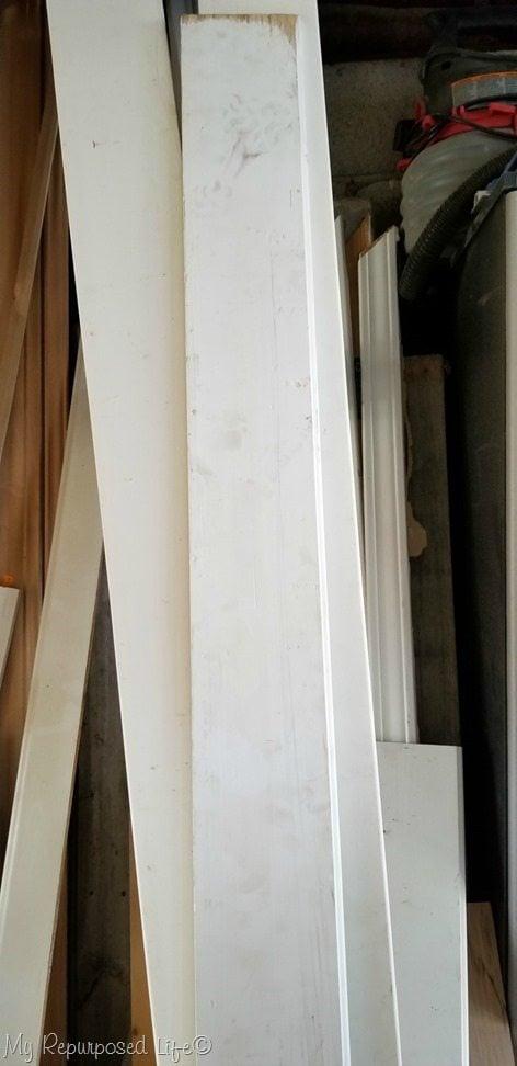 free wood trim
