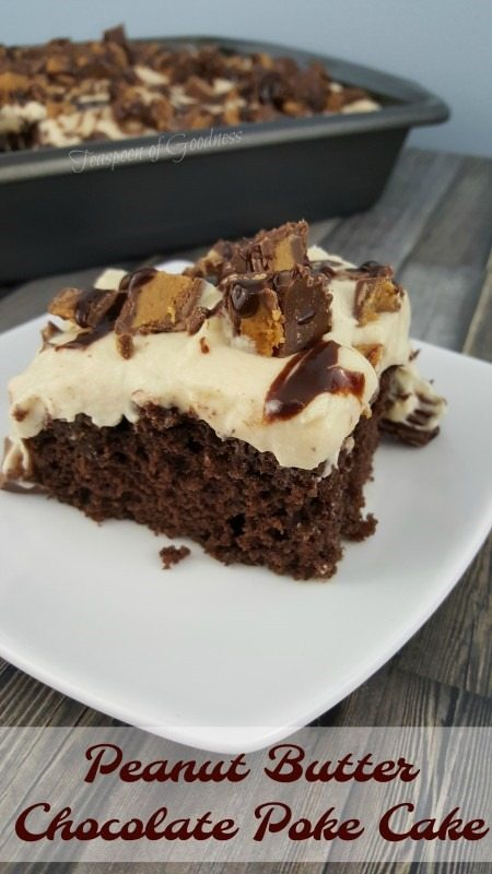 Peanut-Butter-Chocolate-Poke-Cake