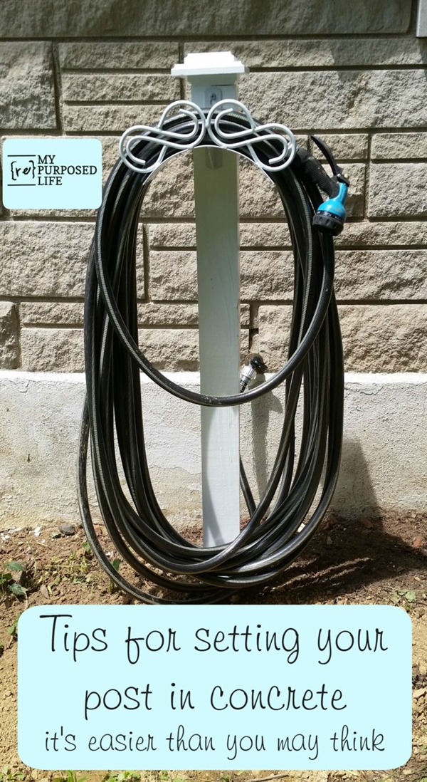 easy-diy-hose-hanger-4x4-post-MyRepurposedLife.com_-768x1405
