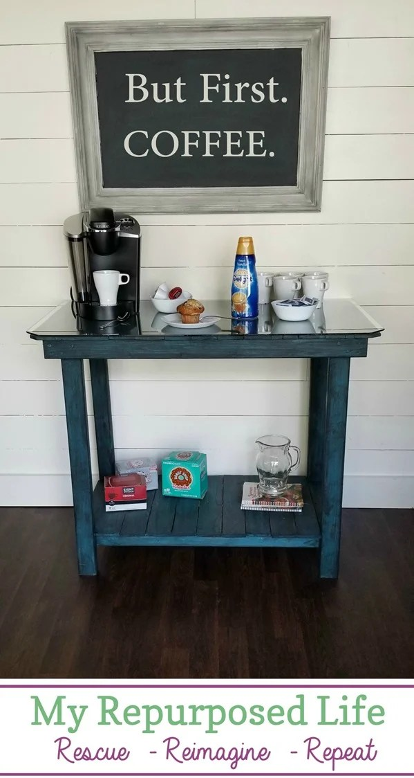 how to make a pallet bar out of upcyled pallet wood