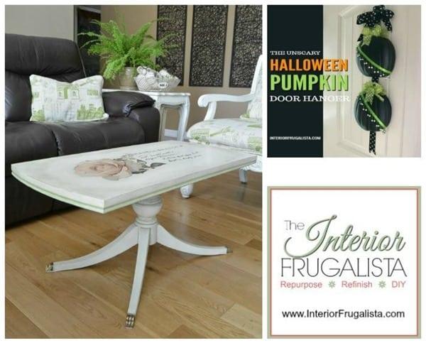 last week at The Interior Frugalista
