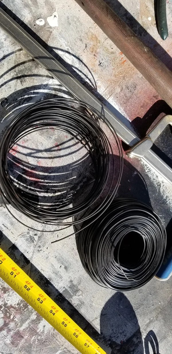 separated some wire