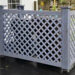 Garbage Can Enclosure | Do It Yourself