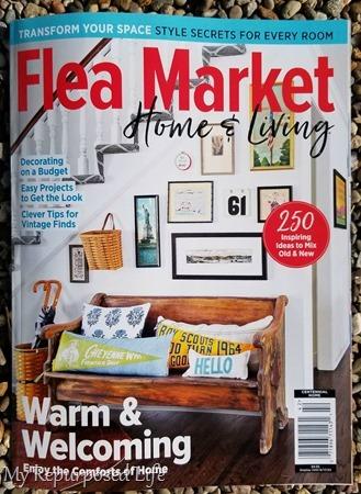 flea market home and living magazine