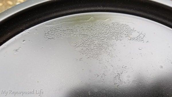 spray paint bubbles