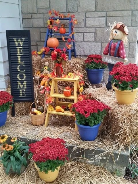 easy fall decor ideas for your porch