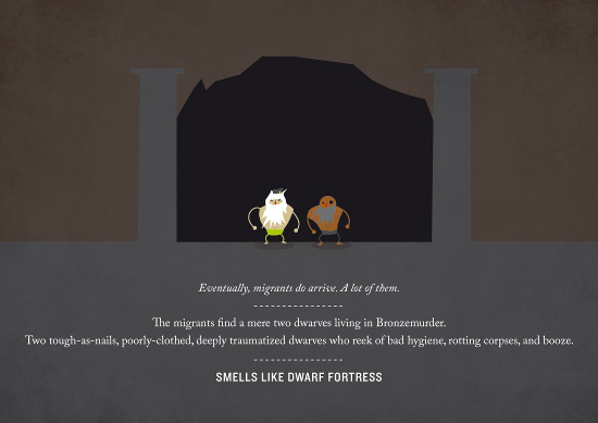 Dwarf Fortress Story