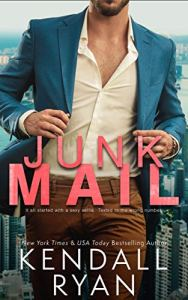 Book Review Junk Mail by Kendall Ryan