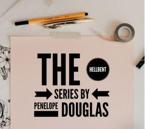 The Hellbent Series by Penelope Douglas