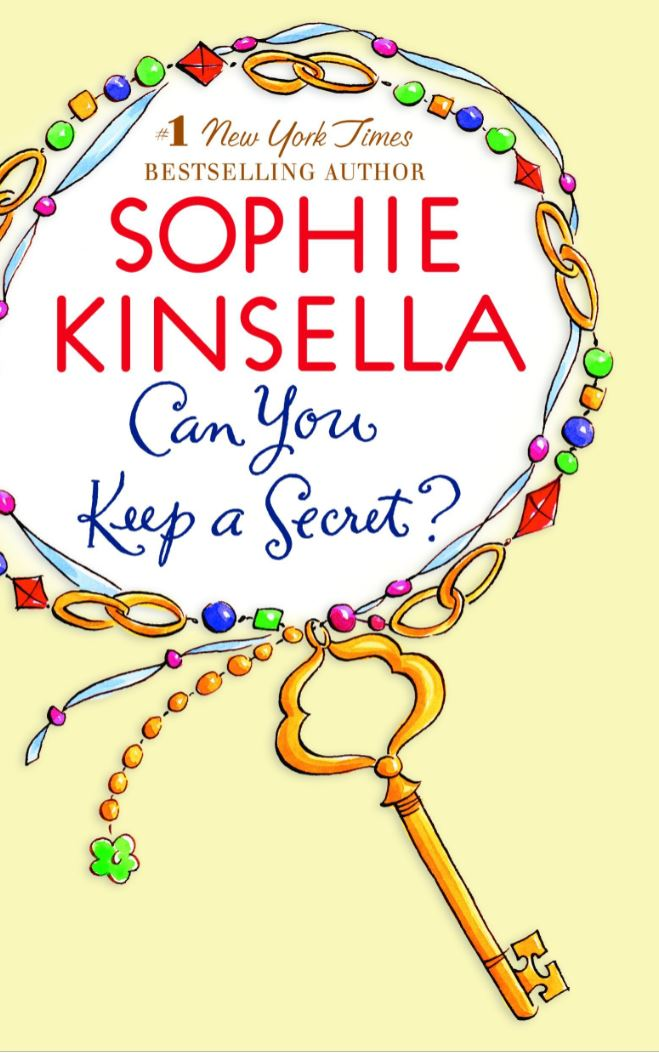 Can You Keep a Secret sophie kinsella