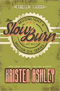 Book Review The Slow Burn by Kristen Ashley