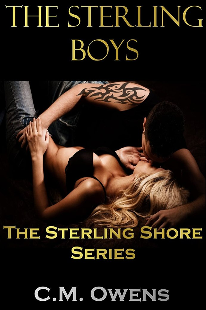 The Sterling Boys (The Sterling Shore Series #3) by CM Owens