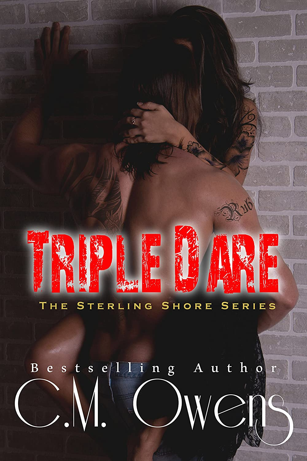 Triple Dare (The Sterling Shore Series #7) by CM Owens