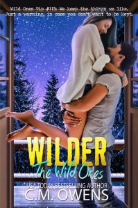 Wilder (The Wild Ones #3) by C.M. Owens