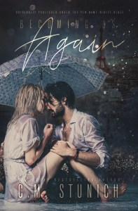 Cover Reveal Becoming Us Again by CM Stunich