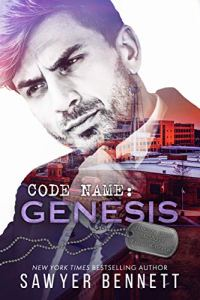 Book Review Code Name Genesis by Sawyer Bennett