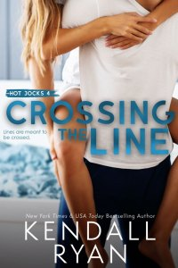 Crossing The Line (Hot Jocks #4) by Kendall Ryan