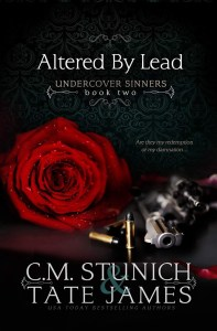Cover Reveal Altered by Lead by CM Stunich & Tate James