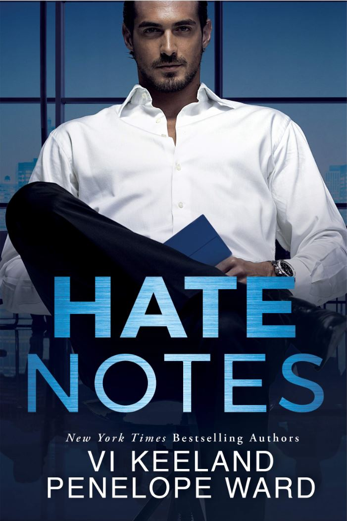Hate Notes penelope ward vi keeland