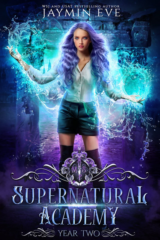 supernatural academy year two