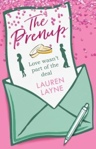 the prenup lauren layne