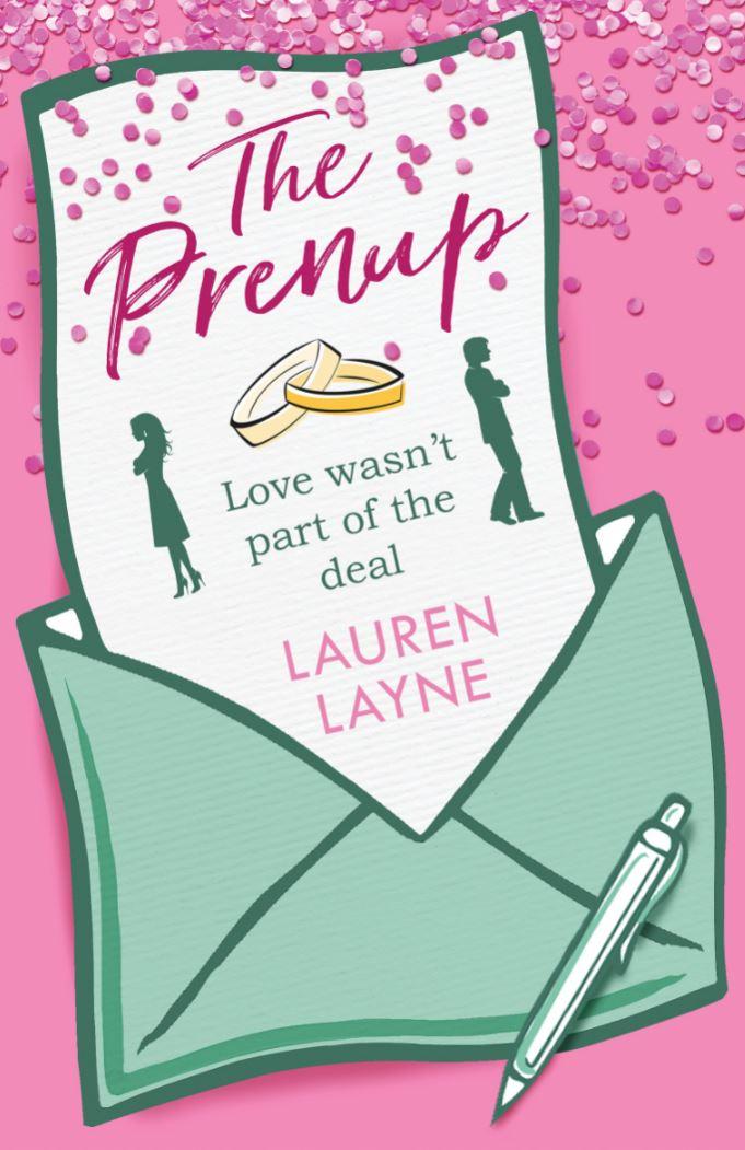 the prenup lauren layne