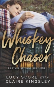 Book Review Whiskey Chaser by Lucy Score