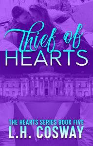 Thief of Hearts (Hearts #5) by L.H. Cosway