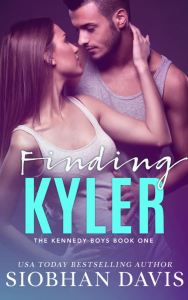 Finding Kyler (The Kennedy Boys #1) by Siobhan Davis