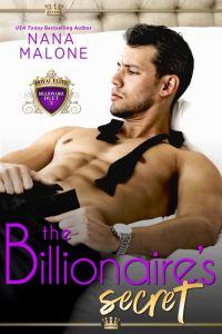 Excerpt The Billionaire's Secret (The Billionaire Duet #2) by Nana Malone