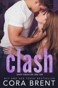 Clash (Gentry Generations #4) by Cora Brent