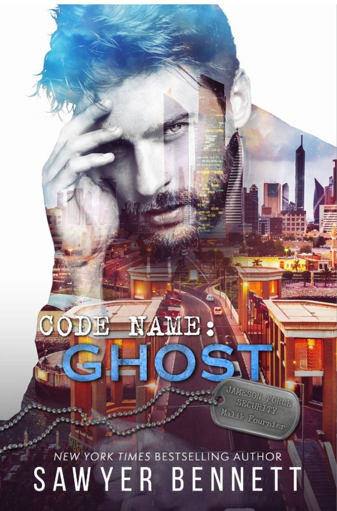 Code Name Ghost (Jameson Force Security #5) by Sawyer Bennett