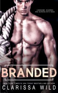 Branded (Savage Men #4) by Clarissa Wild