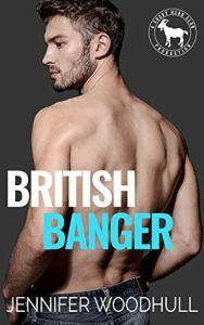 British Banger (Cocky Hero Club) by Jennifer Woodhull